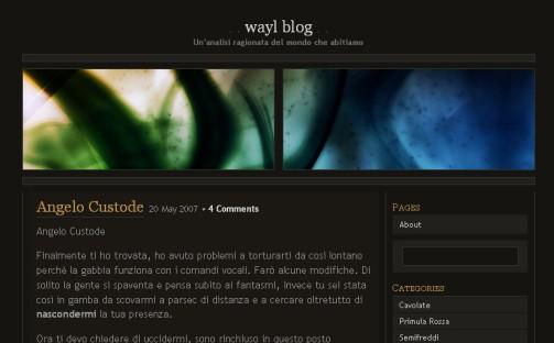 Wayl Blog Primo